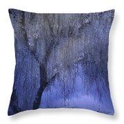 The Magic Tree Throw Pillow
