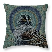 The Majesty Of Lil Things 1 Wd Throw Pillow