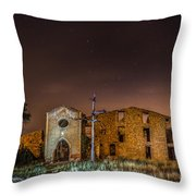 The Mansion 2 Throw Pillow