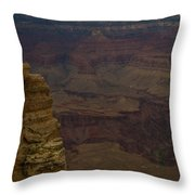 The Many Colors Of The Grand Canyon Throw Pillow
