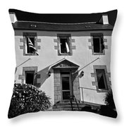 The Marie Throw Pillow