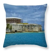 The Maritime Museum  Throw Pillow