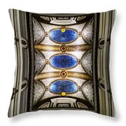 The Marshall Fields Throw Pillow