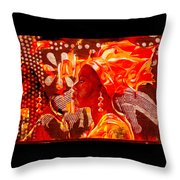 The Mask Double Throw Pillow