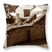 The Mason Throw Pillow