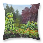 The Matriarchs Throw Pillow