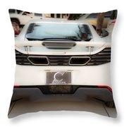 The Mclaren Collection Throw Pillow