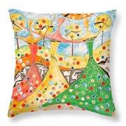 The Meadow 746 - Marucii Throw Pillow