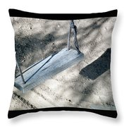 The Memories Of This Old Swing2 Throw Pillow