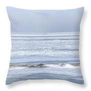 The Mighty Migration Throw Pillow
