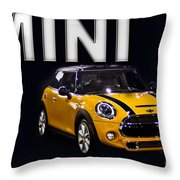 The Mini Throw Pillow