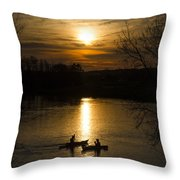 The Moments That Count Throw Pillow