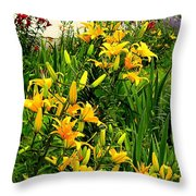 The Month Of May Throw Pillow