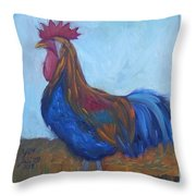 The Morning Watch Throw Pillow