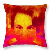 The Most Beautiful Thing Throw Pillow