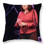 The Motels Throw Pillow