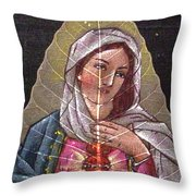The Mother Throw Pillow