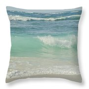 The Music Of Language Throw Pillow