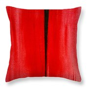The Nail Throw Pillow