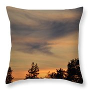 The Nature Of Nature Throw Pillow