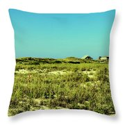 The Nesting Grounds  Throw Pillow