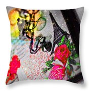 The New Love Story Birthday Throw Pillow
