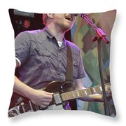 The New Pornographers Throw Pillow