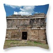 The Nunnery Throw Pillow