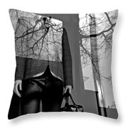 The Office Throw Pillow