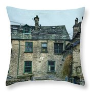 The Old Brewery Kendal Throw Pillow