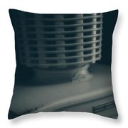 The Old Ice Box Throw Pillow by Edward Fielding