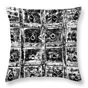 The Old Tea Chest Throw Pillow