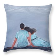 The One I Love Throw Pillow
