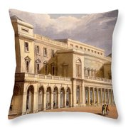 The Opera House, Formerly The Lyceum Throw Pillow