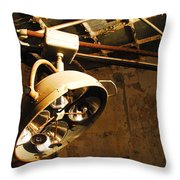 The Operating Room Throw Pillow