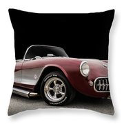 The Other '57 Throw Pillow