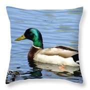 The Other Half Throw Pillow