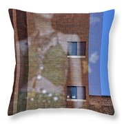 The Other Side Of The Story #1 Throw Pillow