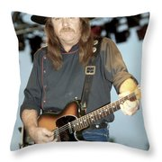 The Outlaws Throw Pillow