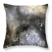 The Overlook At Saint Remy As Seen Through Descendants Eyes Throw Pillow