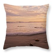 The Pace Of Topsail Throw Pillow
