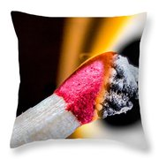 The Passing Throw Pillow