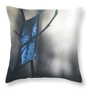 The Past Presents  Throw Pillow