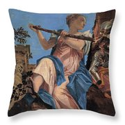 The Peace Throw Pillow