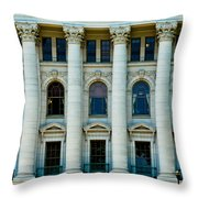 The People's House Throw Pillow