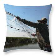 The Perfect Cast 2 Throw Pillow