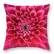 The Perfect One Throw Pillow