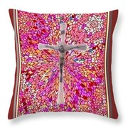 The Perfect Sacrifice  Throw Pillow