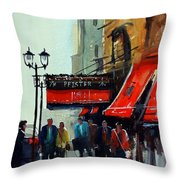 The Pfister 2 - Milwaukee Throw Pillow