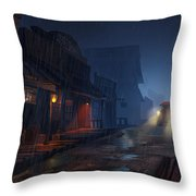 The Phantom 309 Throw Pillow